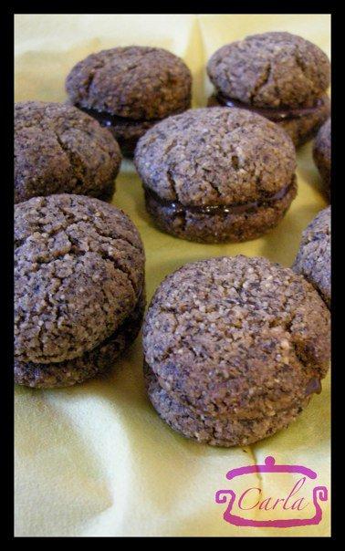 Baci di dama al grano saraceno (gluten free)