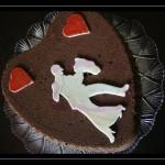 Torta di nocciole e cacao