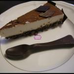 Cheesecake al mascarpone e caffè