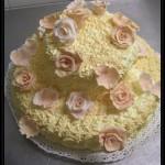 "Torta: ""Fiori di primavera"""