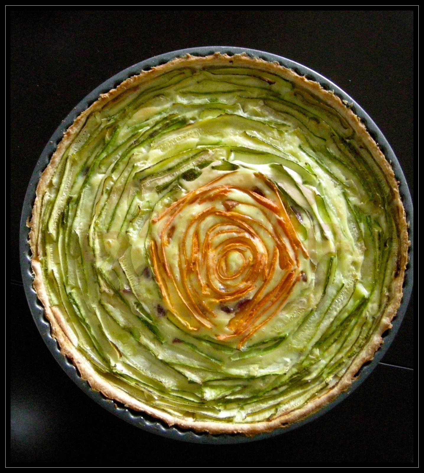 Sfoglia alle zucchine e carote