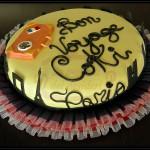 """Torta: """"Bon voyage"""""""