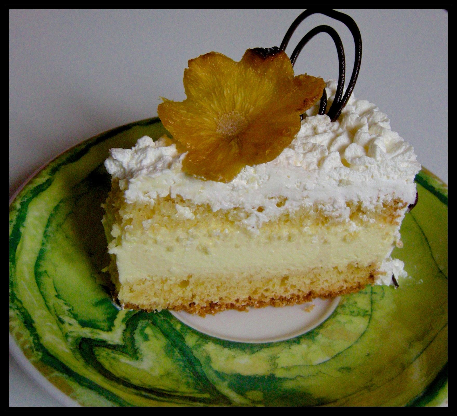 """Torta compleanno: """"I miei primi..."""" ( la fetta )"""