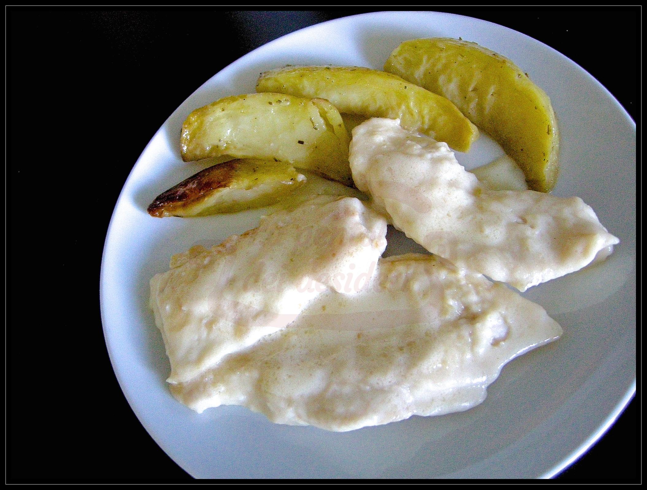 Scaloppine di pollo zenzero e limone