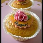 Cupcake dolci come la parola mamma