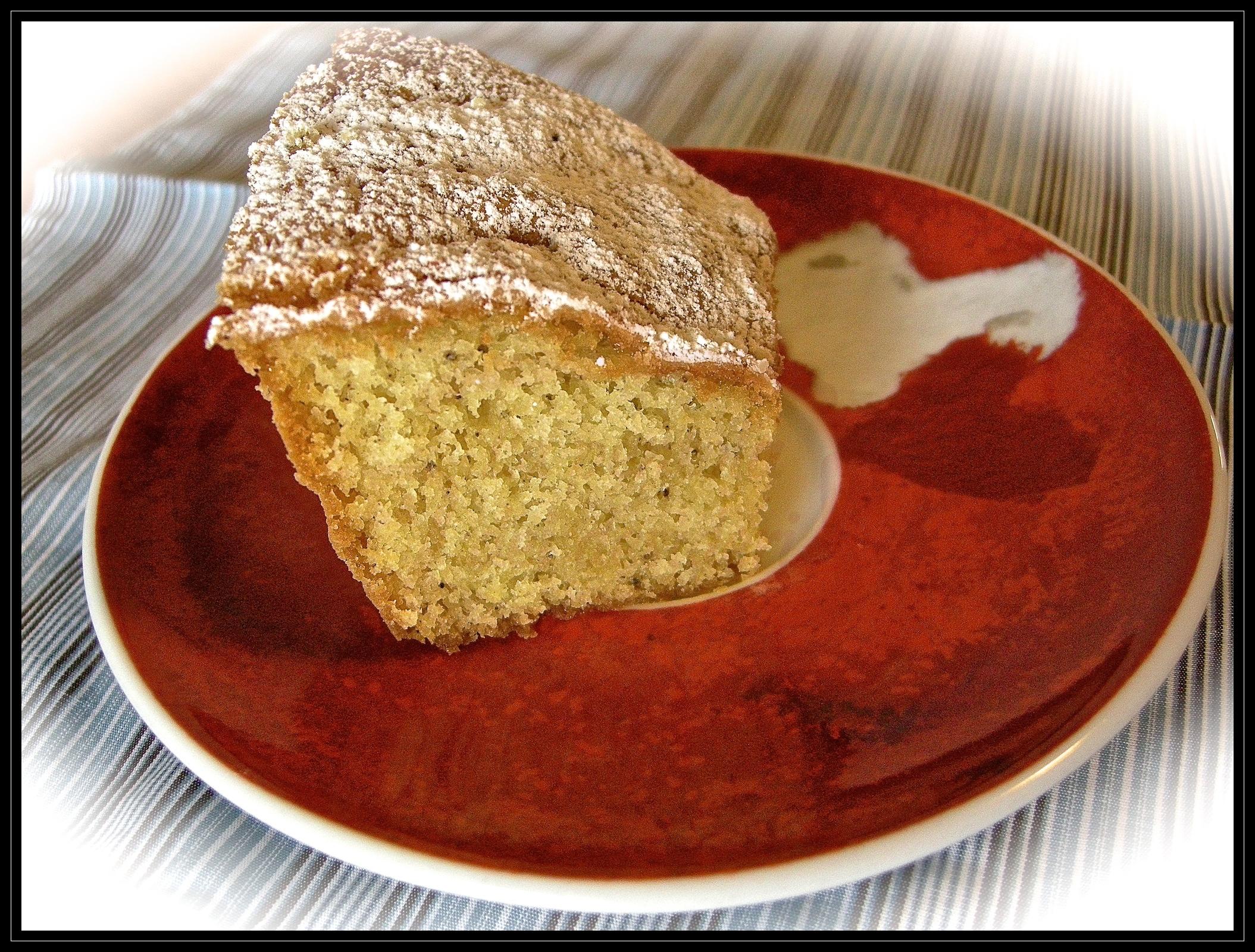 Torta moka (fetta)
