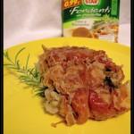Sovracosce di pollo e pancetta con timo e rosmarino