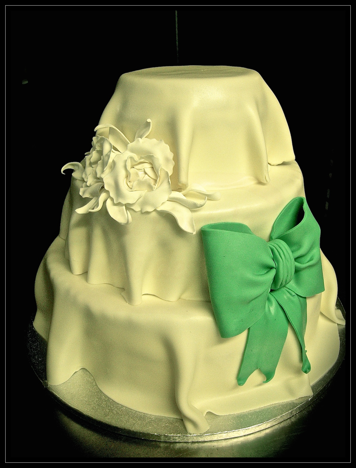 "Wedding cake: ""Matrimonio da Tiffany"""