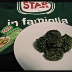 Polpette di spinaci al parmigiano