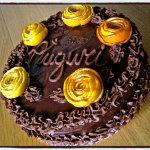 """Torta compleanno:"""" Fiori d"""