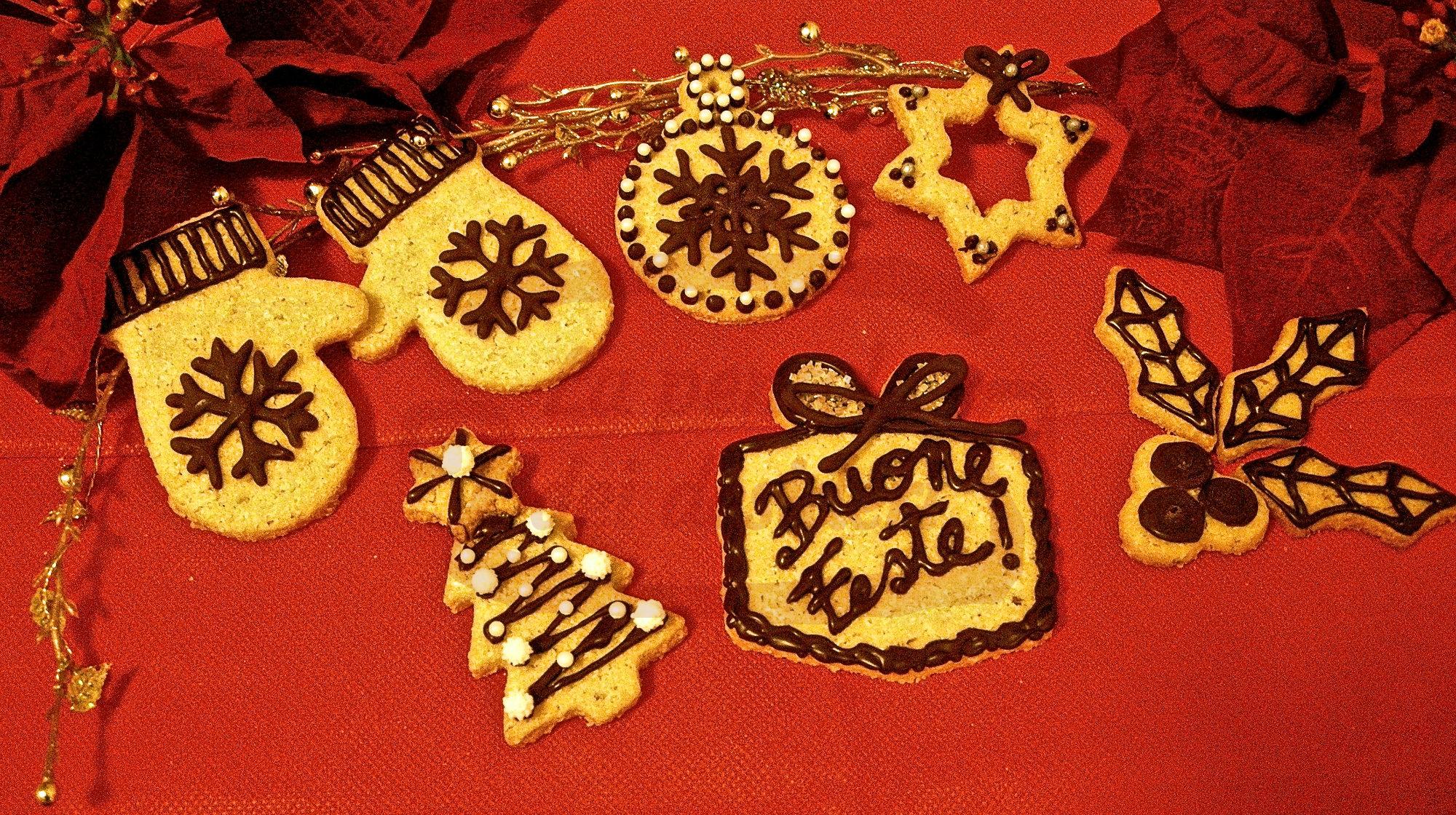 I biscotti delle feste