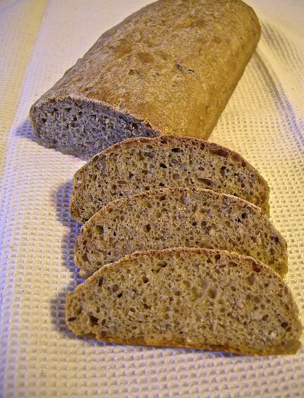 Pane ai multicereali (filoncino)