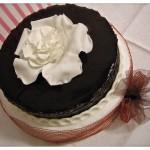 """Torta compleanno: """"Nel fiore degli anni"""""""