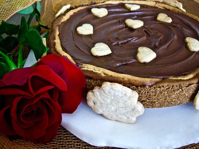 New York cheesecake nocciolata alla Nutella