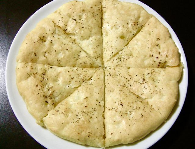 Focaccia gluten free