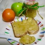 Confettura di Granny Smith ed arance