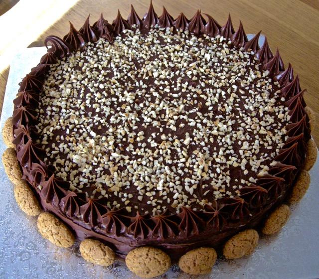 """Torta """" A Silvia """""""