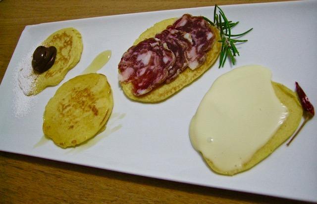 Un pancake per tutti i gusti
