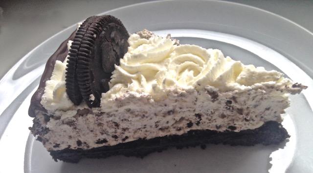 Oreo birthday cheesecake