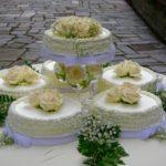 "Wedding cake: ""Romantico amore"""